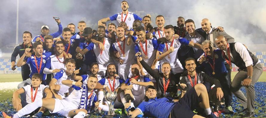 Newly relegated Tirana beat Superliga champions to win 11th Albania Super Cup