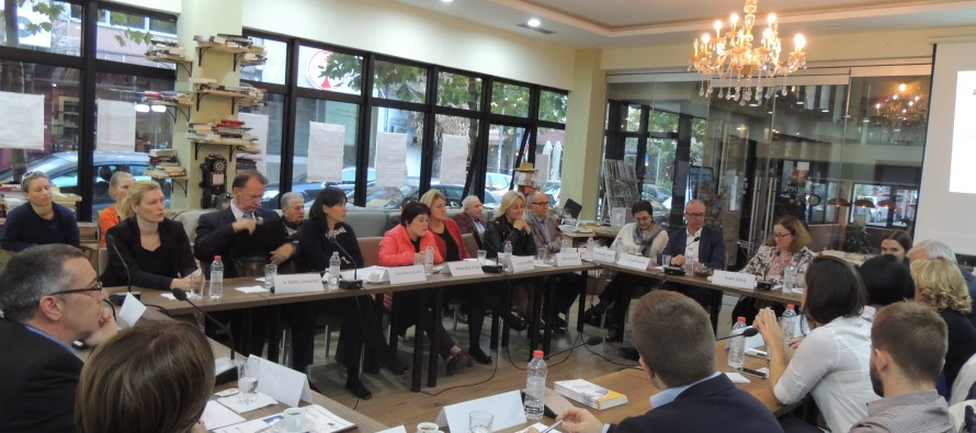 AIIS forum: Albania, Serbia discuss new challenges ahead toward common EU future