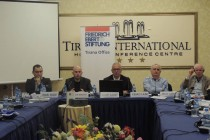 AIIS, FES conference examines West-East geopolitical influences in Albania and region