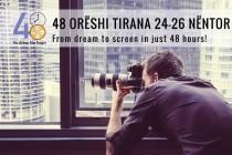 48 hour Film Project in Tirana