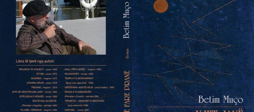 Betim Muço's novel declared best literary work in Tirana's Book Fair