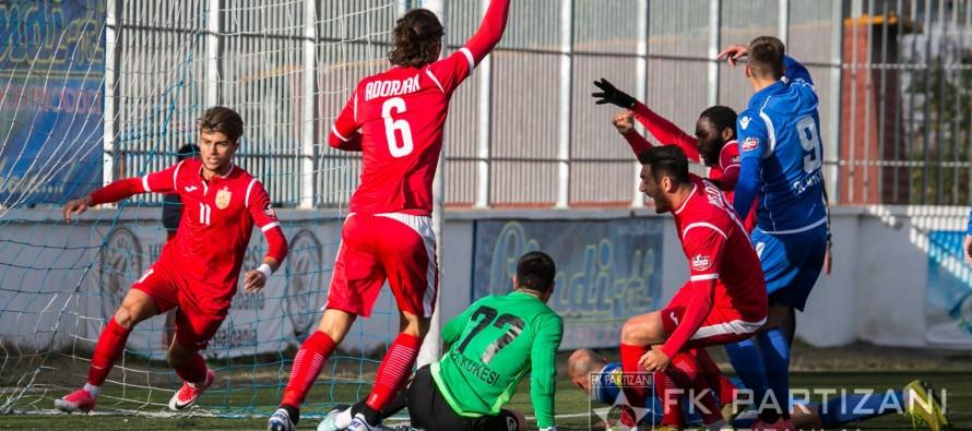 Albanian Superliga: Partizani beat reigning champions to gain momentum after sacking former Juventus player