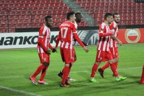 Europa League: Home win against Dynamo Kiev not enough for Albania's Skenderbeu to advance to knockout stage