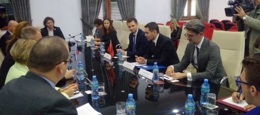 Albania, Slovenia examine opportunities to overcome modest trade, investment levels