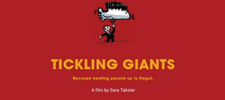 Movies that Matter: 'Tickling Giants' to be screened in Tirana