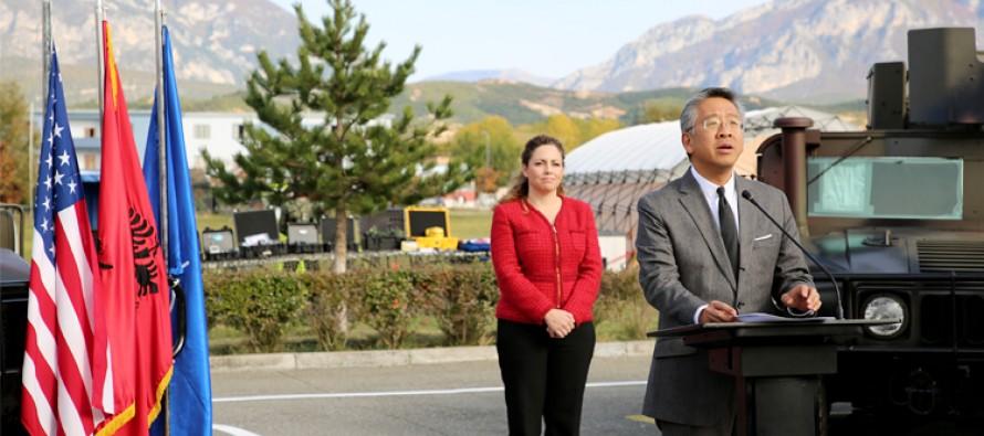 Albania, U.S. increase military cooperation