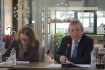 Talking contemporary Japan: Domestic and foreign policy
