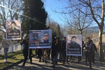 Asylum seeker's death in France leads to angry protests in Albania