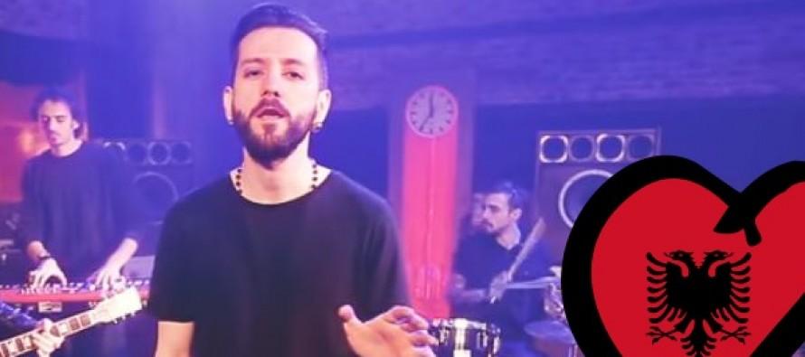 Eugent Bushpepa to represent Albania at Eurovision 2018
