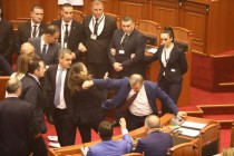 Opposition lawmakers face charges over protest