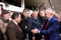 President Meta visits southern Serbia, aiming to bridge differences