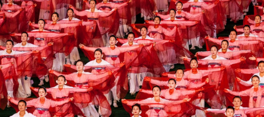 'North Korea's 'Choreography of Happiness' opens at Kalo Gallery
