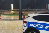 Torrential rains bring floods across Albania