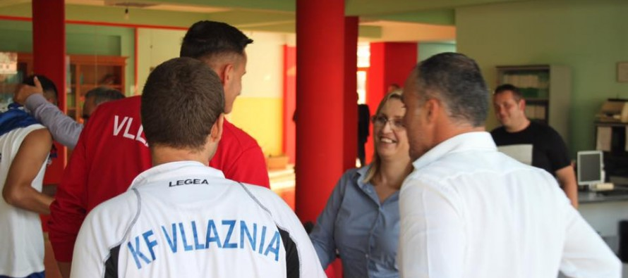 Cash-strapped Vllaznia looking for investors to return competitive to Albanian Superliga