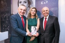 Albanian Marshall Center professor promotes 'In my opinion' book