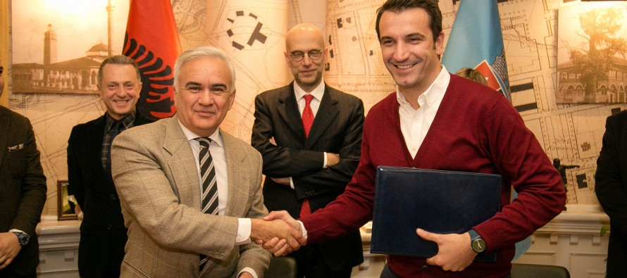 Italian Cooperation in Albania to finance Tirana's Orbital Forest project