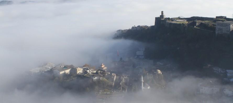 Gjirokastra, post-Byzantine churches shortlisted for Europe's most endangered sites
