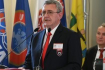 Incumbent president re-elected for fifth consecutive term as head of Albania's football