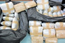 €180 million-worth in Europe-bound cocaine seized at Durrёs seaport
