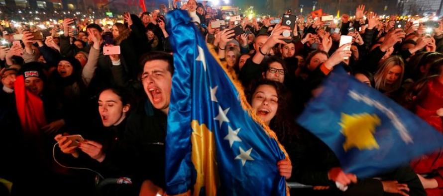 Kosovo celebrates ten year independence anniversary amid international congratulations