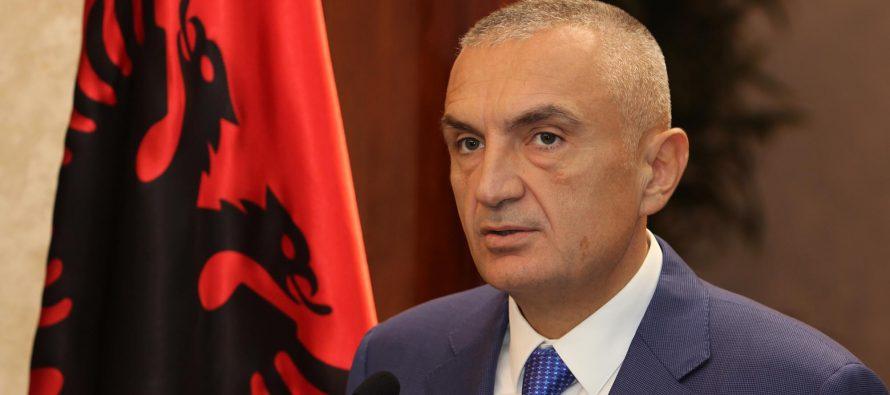 President Meta opposes Kosovo's