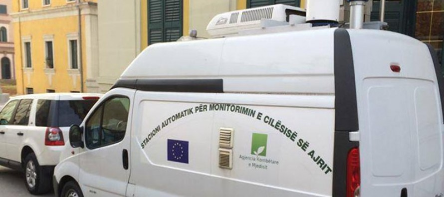 Albania's air quality data unreliable, state auditors say