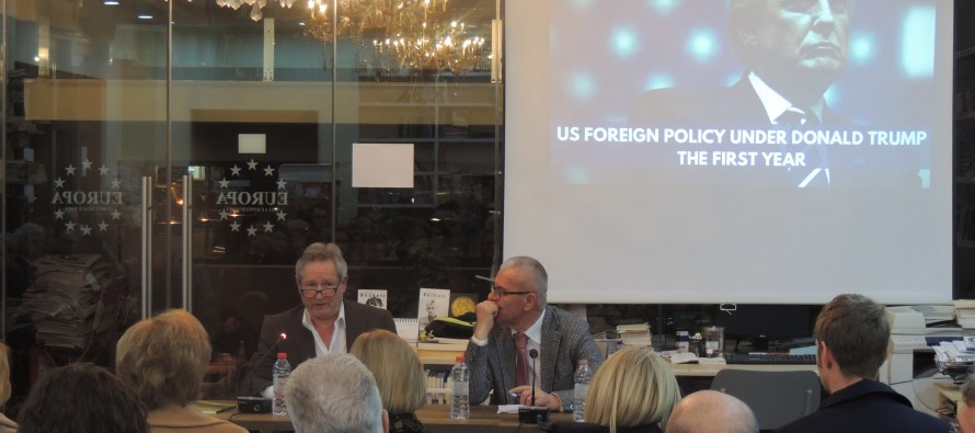 Bernd Fischer discusses U.S. foreign policy under Donald Trump