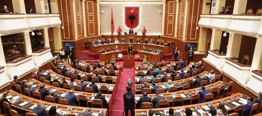 Parliament discusses approval of Balkan Medical Task Force