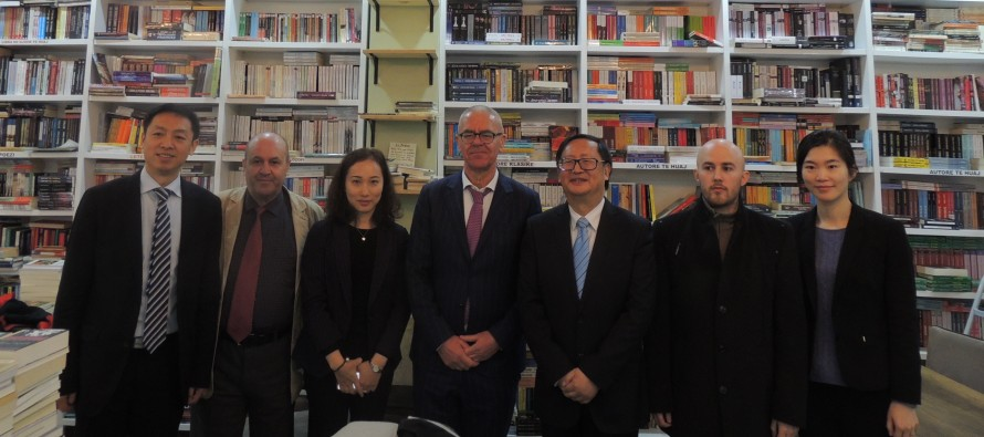 AIIS, Shanghai counterpart to undertake cooperation projects