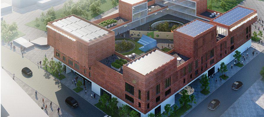 Stefano Boeri Architetti's new public schools will be open every day of the year in Tirana