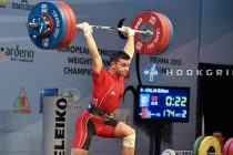 Albanian lifter becomes European champion, overshadowing country's doping scandal