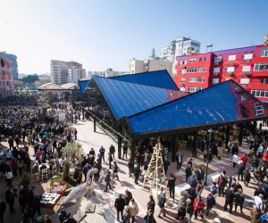 Summer Day has thousands visiting Tirana, Elbasan to celebrate the end of winter