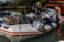 Italian authorities seize 500 kg of Albanian-originated cannabis