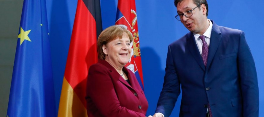 Vucic says Kosovo solution is for both sides to lose something