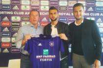 Anderlecht sign Albanian Superliga talent