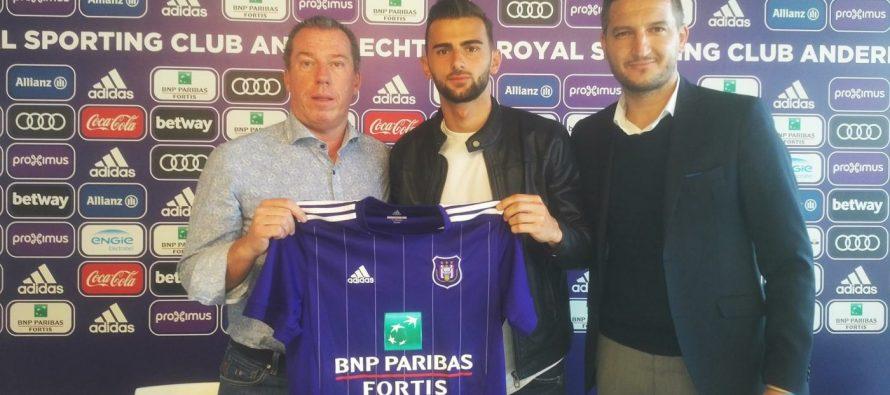 Anderlecht sign Albanian Superliga talent
