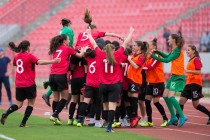 Albanian women claim first World Cup qualifying campaign victory