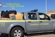 Four Albanians arrested in massive cannabis seizure in Italy