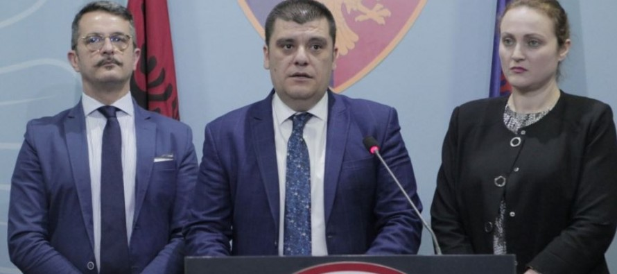 Albanian police crackdown on powerful criminal ring