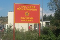 Montenegro looking into building migrant fence on Albanian border