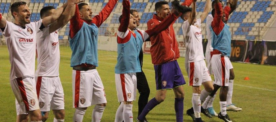 Skenderbeu claim eighth Superliga title as club's future depends on CAS decision