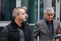 Former MoI Tahiri appeals court's house arrest decision
