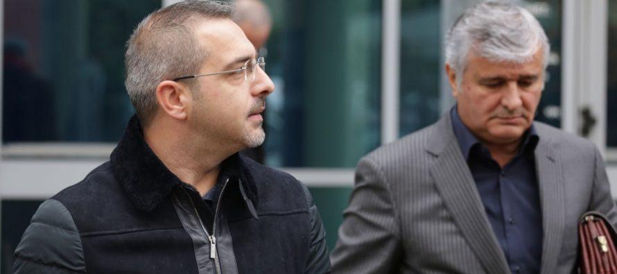 Court remands former Minister of Interior case