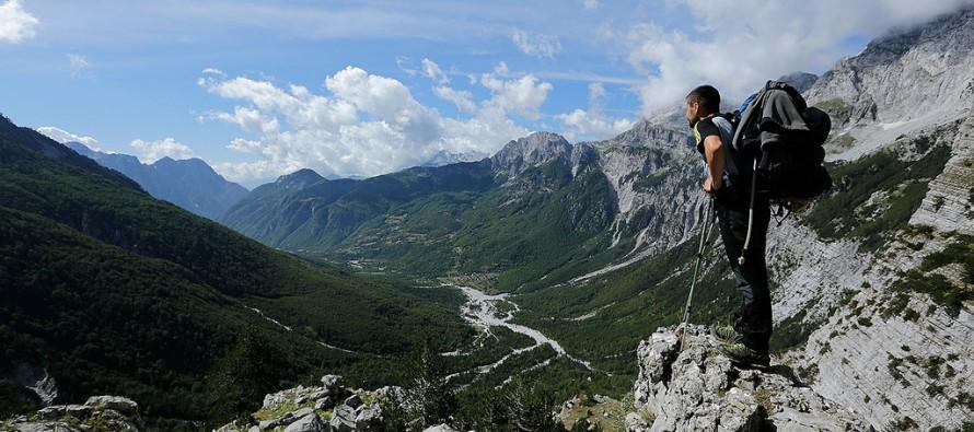 New Via Dinarica hiking, biking trails to connect northern Albania to Kosovo