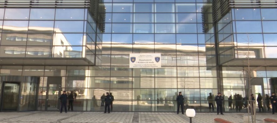 Two suspected terrorists planning to attack NATO arrested in Prishtina