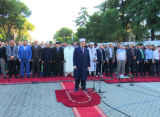 Tirana celebrates Eid al-Fitr amid calls for charity and support for the vulnerable