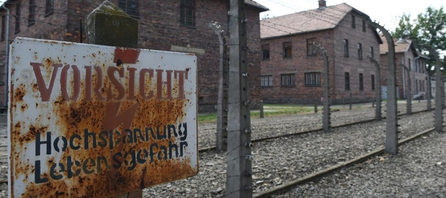 'The lesson from Auschwitz is that kindness is the real strength'