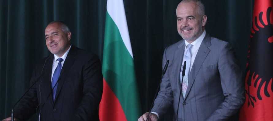 Bulgarian PM Borissov urges skeptic EU countries to open negotiations with Albania