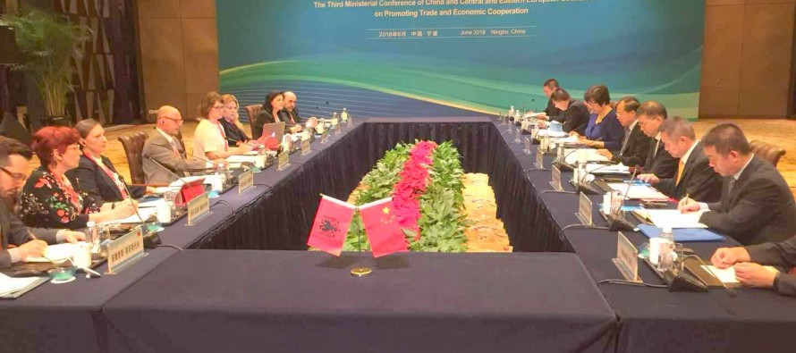 Albania, China mull over new trade, investment projects