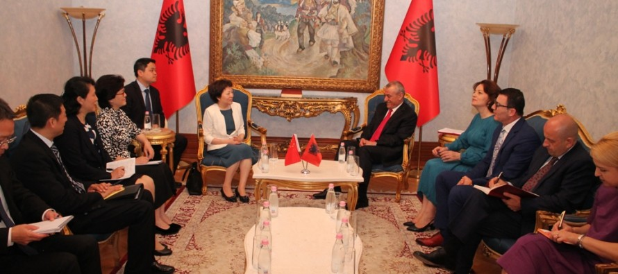 Senior CPC official visits Albania to reconfirm growing Albania-China cooperation